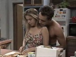 Lucy Robinson, Glen Donnelly in Neighbours Episode 1450
