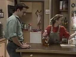 Glen Donnelly, Gemma Ramsay in Neighbours Episode 1450