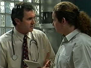 Karl Kennedy, Toadie Rebecchi in Neighbours Episode 2916