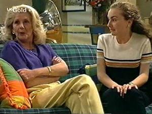 Madge Bishop, Debbie Martin in Neighbours Episode 2918