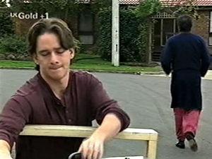 Darren Stark, Karl Kennedy in Neighbours Episode 2918
