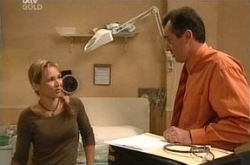 Steph Scully, Karl Kennedy in Neighbours Episode 4307