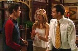 Jack Scully, Nina Tucker, Taj Coppin in Neighbours Episode 4312