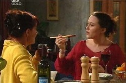 Libby Kennedy, Susan Kennedy in Neighbours Episode 4312