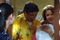 Joe Scully, Oscar Scully, Lyn Scully in Neighbours Episode 4331