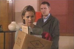 Steph Scully, Max Hoyland in Neighbours Episode 4332