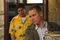 Joe Scully, Max Hoyland in Neighbours Episode 4332