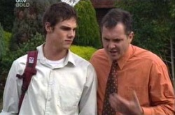 Jack Scully, Karl Kennedy in Neighbours Episode 4332