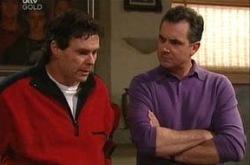 Joe Scully, Karl Kennedy in Neighbours Episode 4335