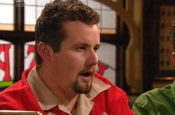 Toadie Rebecchi in Neighbours Episode 4335