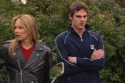 Steph Scully, Jack Scully in Neighbours Episode 4335