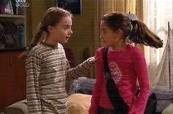 Summer Hoyland, Lisa Jeffries in Neighbours Episode 4336
