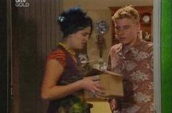 Sky Mangel, Boyd Hoyland in Neighbours Episode 4337