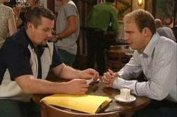 Toadie Rebecchi, Tim Collins in Neighbours Episode 4338