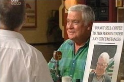 Harold Bishop, Lou Carpenter in Neighbours Episode 4339
