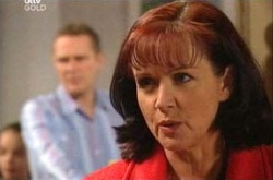Max Hoyland, Susan Kennedy in Neighbours Episode 4339