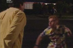 Joe Scully, Boyd Hoyland in Neighbours Episode 4341