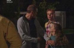Max Hoyland, Boyd Hoyland, Summer Hoyland in Neighbours Episode 4341