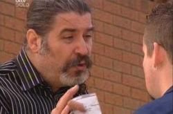 Rocco Cammeniti, Toadie Rebecchi in Neighbours Episode 4341
