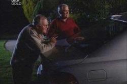 Harold Bishop, Lou Carpenter in Neighbours Episode 4342