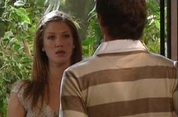 Nina Tucker, Jack Scully in Neighbours Episode 4343