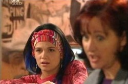 Sky Mangel, Susan Kennedy in Neighbours Episode 4344