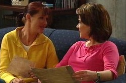 Lyn Scully, Susan Kennedy in Neighbours Episode 4345