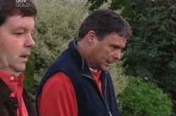 David Bishop, Joe Scully in Neighbours Episode 4383