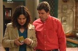 Liljana Bishop, David Bishop in Neighbours Episode 4383