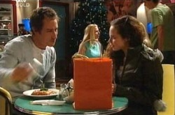 Chris Cousens, Serena Bishop in Neighbours Episode 4394