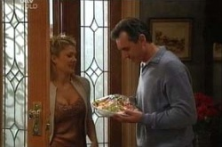 Izzy Hoyland, Karl Kennedy in Neighbours Episode 4394