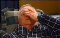 Harold Bishop in Neighbours Episode 4414
