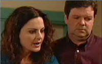 Liljana Bishop, David Bishop in Neighbours Episode 4416