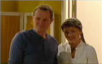 Max Hoyland, Steph Scully in Neighbours Episode 4417