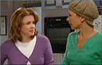Lyn Scully, Steph Scully in Neighbours Episode 4419