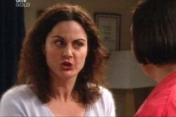 Liljana Bishop, Svetlanka Ristic in Neighbours Episode 4424