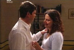 David Bishop, Liljana Bishop in Neighbours Episode 4424