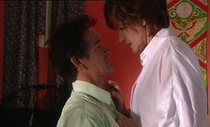 Tom Scully, Susan Kennedy in Neighbours Episode 4509