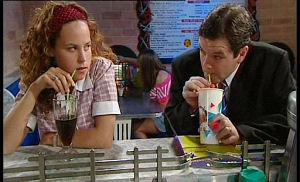 David Bishop, Serena Bishop in Neighbours Episode 4509