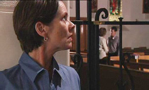 Therese Bray, Susan Kennedy, Tom Scully in Neighbours Episode 4516