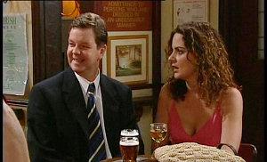 David Bishop, Liljana Bishop in Neighbours Episode 4516