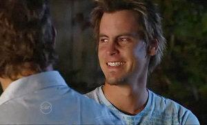 Ned Parker, Stuart Parker in Neighbours Episode 4812