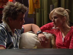Ned Parker, Elle Robinson in Neighbours Episode 4895