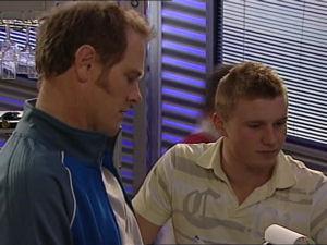 Max Hoyland, Boyd Hoyland in Neighbours Episode 5066