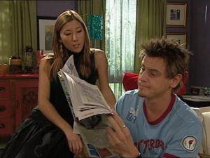 Katya Kinski, Ned Parker in Neighbours Episode 5066
