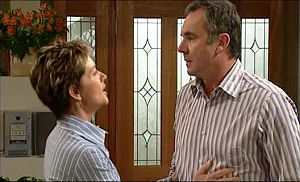 Karl Kennedy, Susan Kennedy in Neighbours Episode 5097