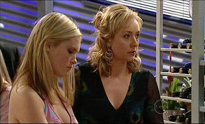 Janae Timmins, Janelle Timmins in Neighbours Episode 5097