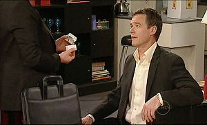 Paul Robinson in Neighbours Episode 5098