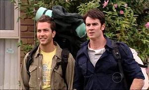 Will Griggs, Frazer Yeats in Neighbours Episode 5098