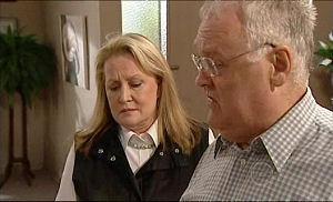 Loris Timmins, Harold Bishop in Neighbours Episode 5098
